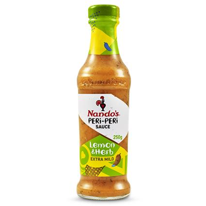 NANDO's PERI PERI SC LEMON & HERB 250Ml