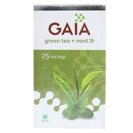 Green Tea & Mint  -  25 TB - Gaia