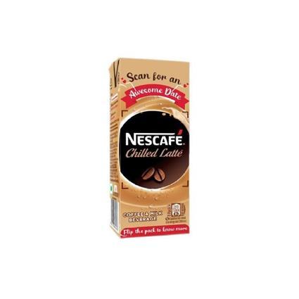 NESCAFE RTD COFFEE LATTE TETRA 180Ml
