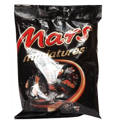Miniature Chocolate - Mars