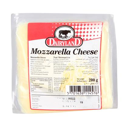 Dairyland Mozzarella Cheese - Dairyland