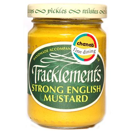TRACKLEMENT STRONG ENGLISH MUSTARD 140G