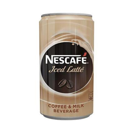 NESCAFE RTD COFFEE LATTE 180ML CAN