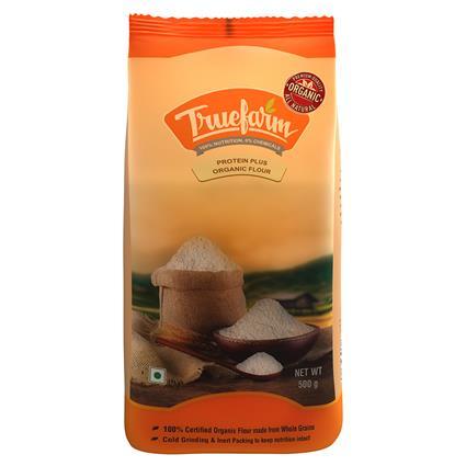 Protien Plus Organic Flour - Truefarm