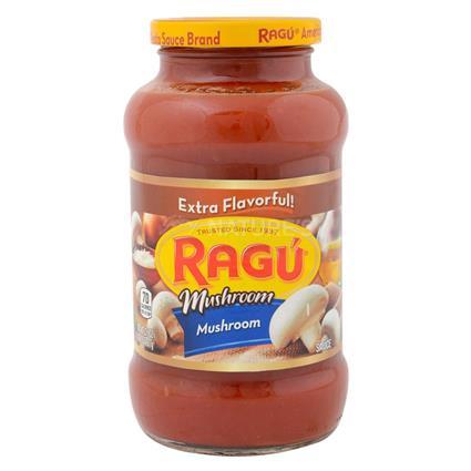 Mushroom Pasta Sauce - Ragu