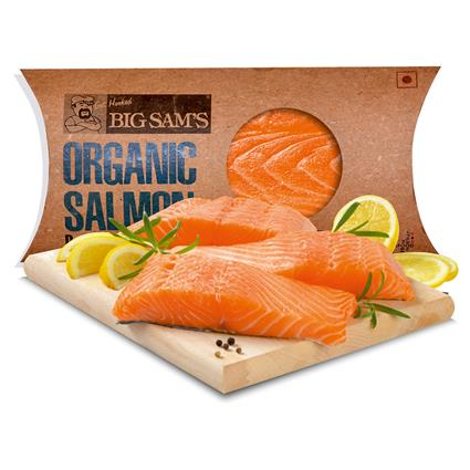 Norwegian Organic Salmon - Big Sams