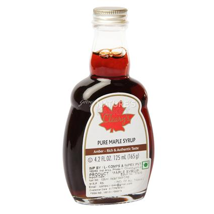 CITADELLE AMBER MAPLE SYRUP 125ML