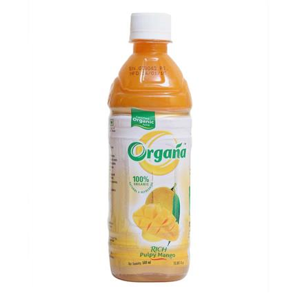 Organa Oragnic Rich Mango juice 500 ml