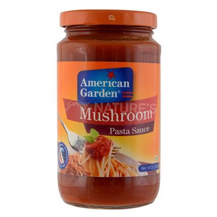 Mushroom Pasta Sauce - American Garden