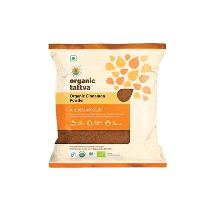 Cinnamon Powder Organic - Organic Tattva