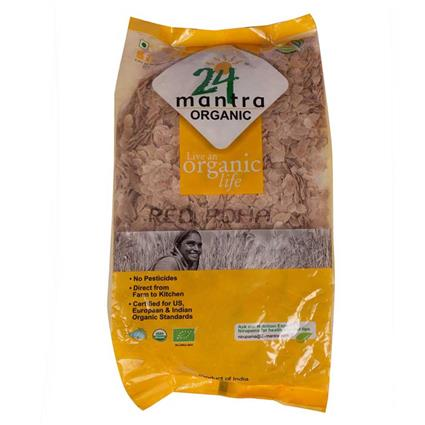 Red Poha Flattened Rice - 24 Mantra Organic