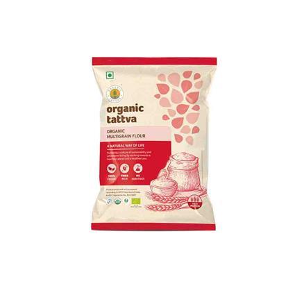 Multigrain Flour Organic - Organic Tattva