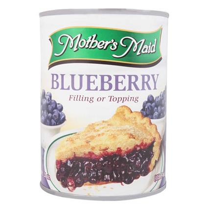 Blueberry Pie Filling/Topping - Mothers Maid