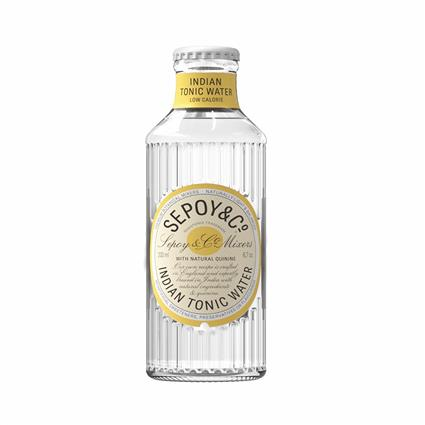 SEPOY & CO INDIAN TONIC WATER 200 ML