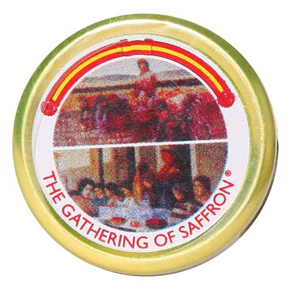 Saffron - The Gathering Of Saffron