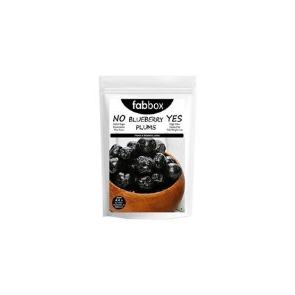 FABBOX BLUEBERRY PLUMS 160G