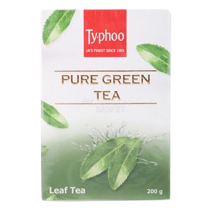 Pure Green Loose Tea - Typhoo