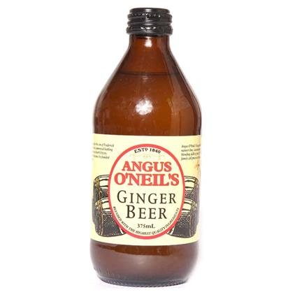 Non Alcoholic Ginger Beer - Angus Oneils