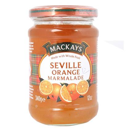 Seville Orange Marmalade - Mackays