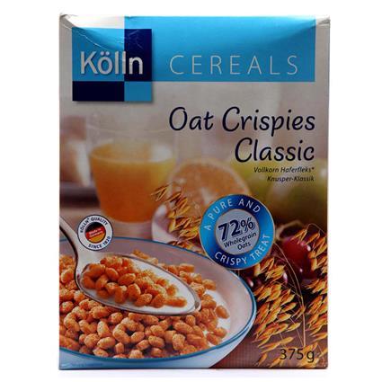 Oat Crispies Classico Cereal - Kolln