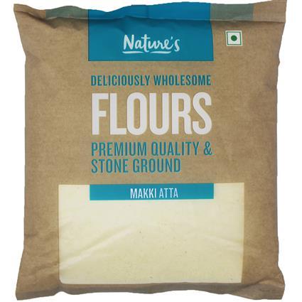 Makki Flour - Nature's