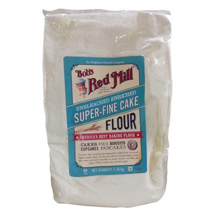 BOBS RED MILL SUPER CAKE FLOUR 1.36Kg