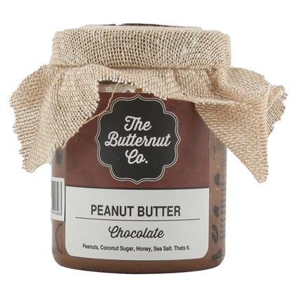 Pean But Chocolate - The Butternut Co