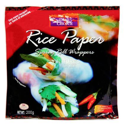 JAPANESE CHCE THAI CHCE RICE PAPER 200G
