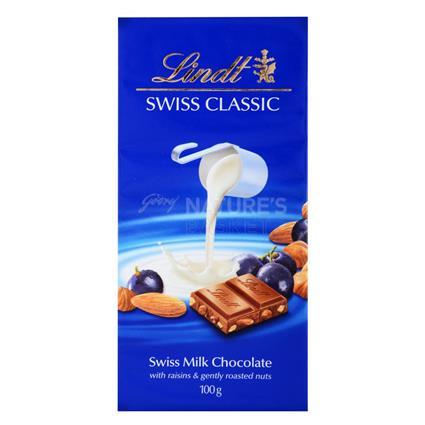 Milk Hazelnut Chocolate Bar - Lindt