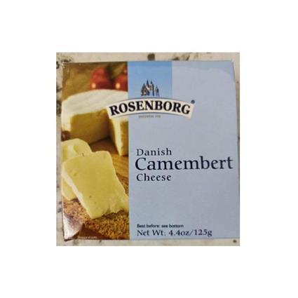 ROSENBORG CAMEMBERT 125GM