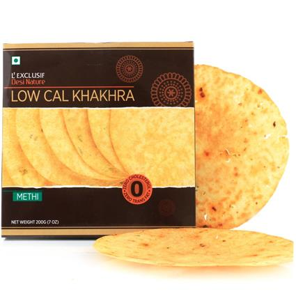Methi Khakhra  -  Low Cal - L'exclusif