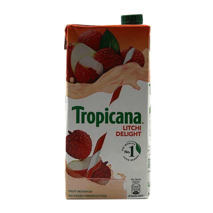 TROPICANA LYCHEE TWIRL 1l