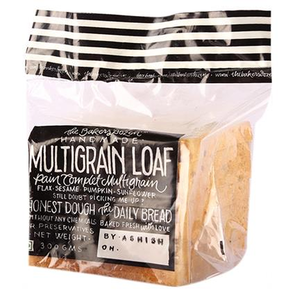 Multigrain Half Loaf - The Baker's Dozen
