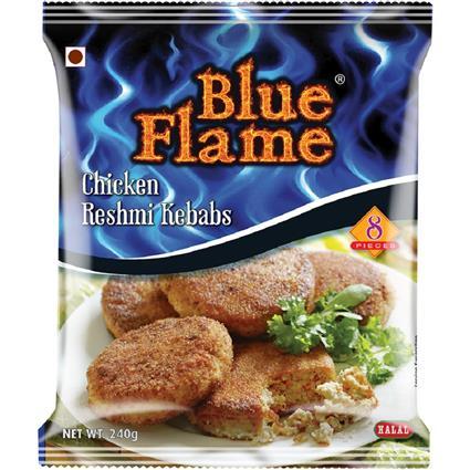BLUE FLAME CHICKEN RESHMI KEBAB 240G