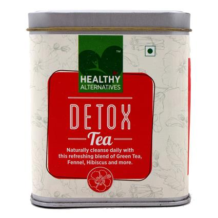 Detox Tea - Healthy Alternatives