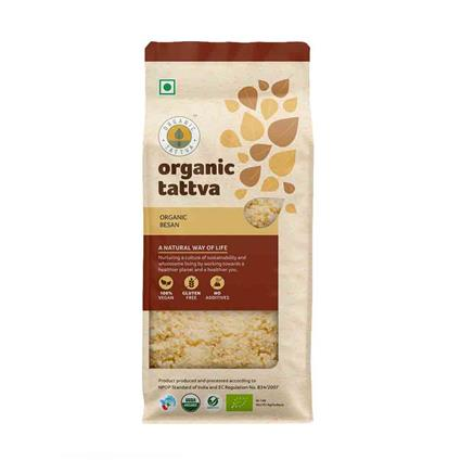 Besan Organic - Organic Tattva
