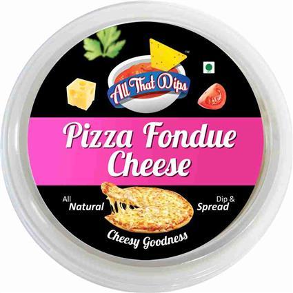 ATD PIZZA FONDUE CHEESE DIP 150G