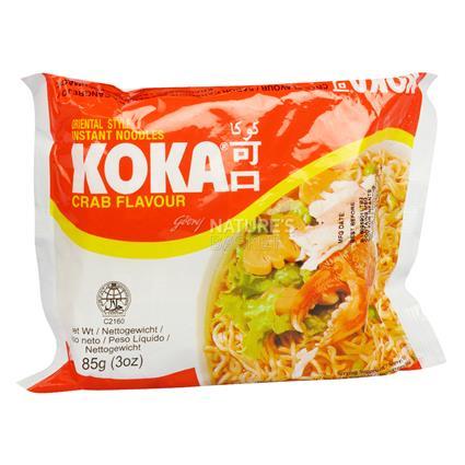 Instant Noodles Crab Flavour - Koka