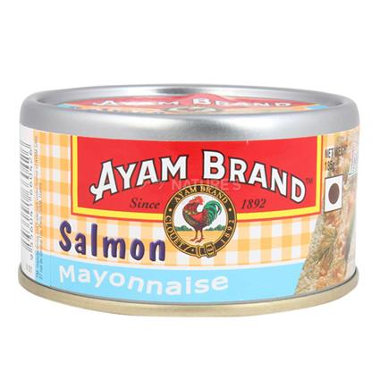 Salmon Mayonnaise - Ayam