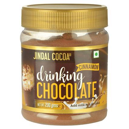 Drinking Chocolate Cinnamon - Jindal Cocoa