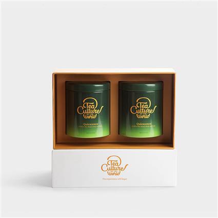 TEA CULTURE QUIESCENCE CADDY MEADOW GS