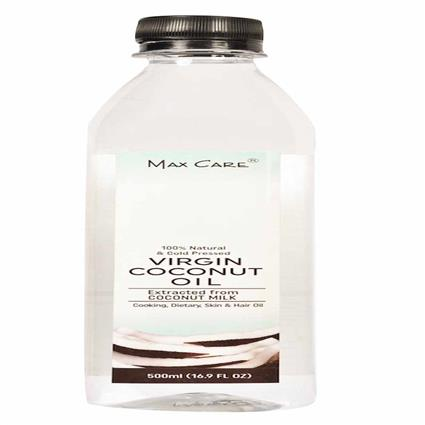ORGANIC EXTRA VIRGIN COCONUT OIL - Max Care