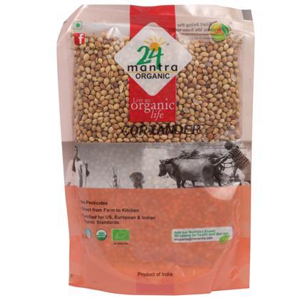 Coriander Seed - 24 Mantra Organic