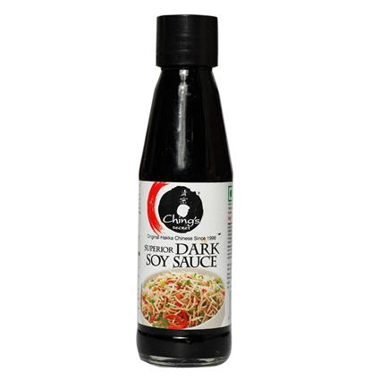 Superior Dark Soya Sauce - Chings