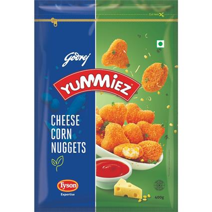 Cheese Corn Nuggets - Yummiez