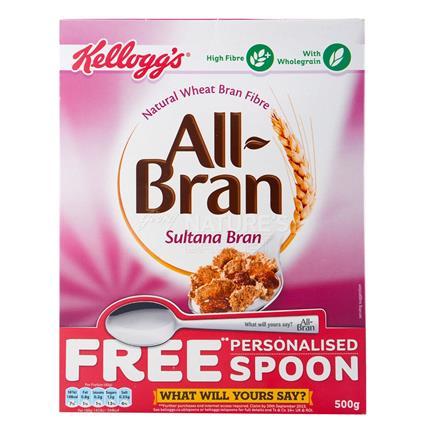 All Bran Sultana Bran - Kelloggs