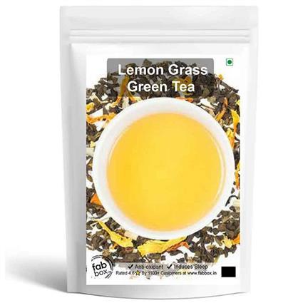 LMN GRASS GREEN LEAF TEA - FABBOX