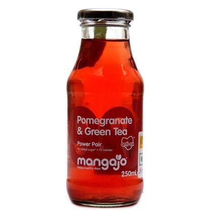 MANGAJO S/F POMEGRANATE & GRN TEA 250ML