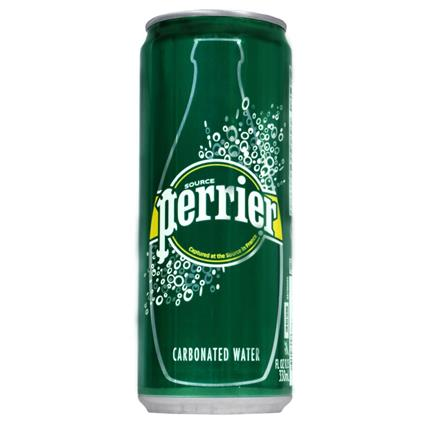 PERRIER CAN 330Ml
