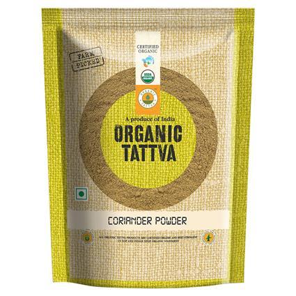 Coriander Powder Organic - Organic Tattva